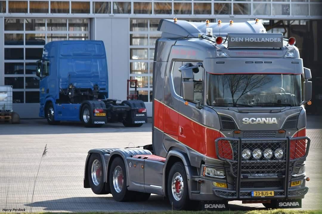 Scania R 2016 Smart377