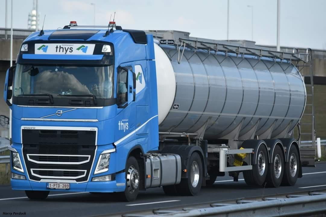 Tanktransport Thys (Merksem)(groupe Schenk) - Page 2 Smart381