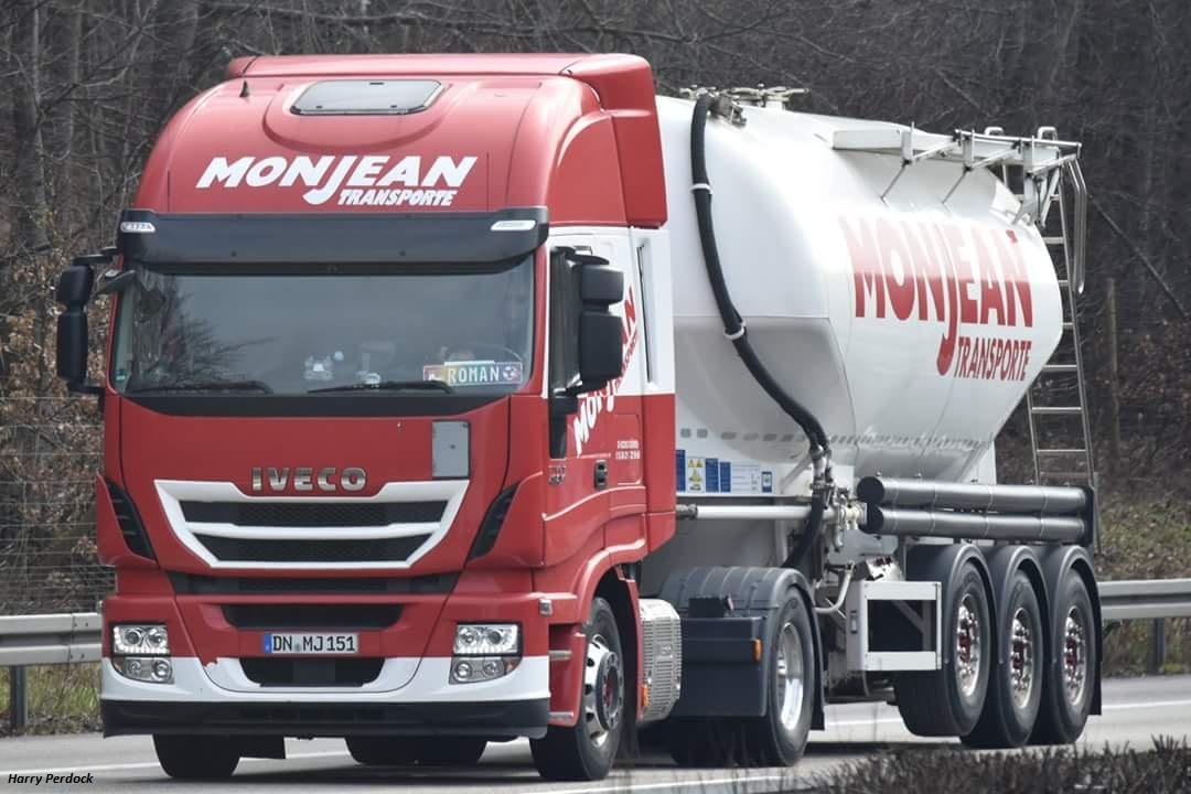 Monjean Transporte (Duren) Smart428
