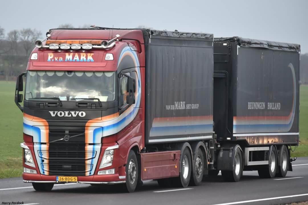 P. Van der Mark (Beuningen) Smart453