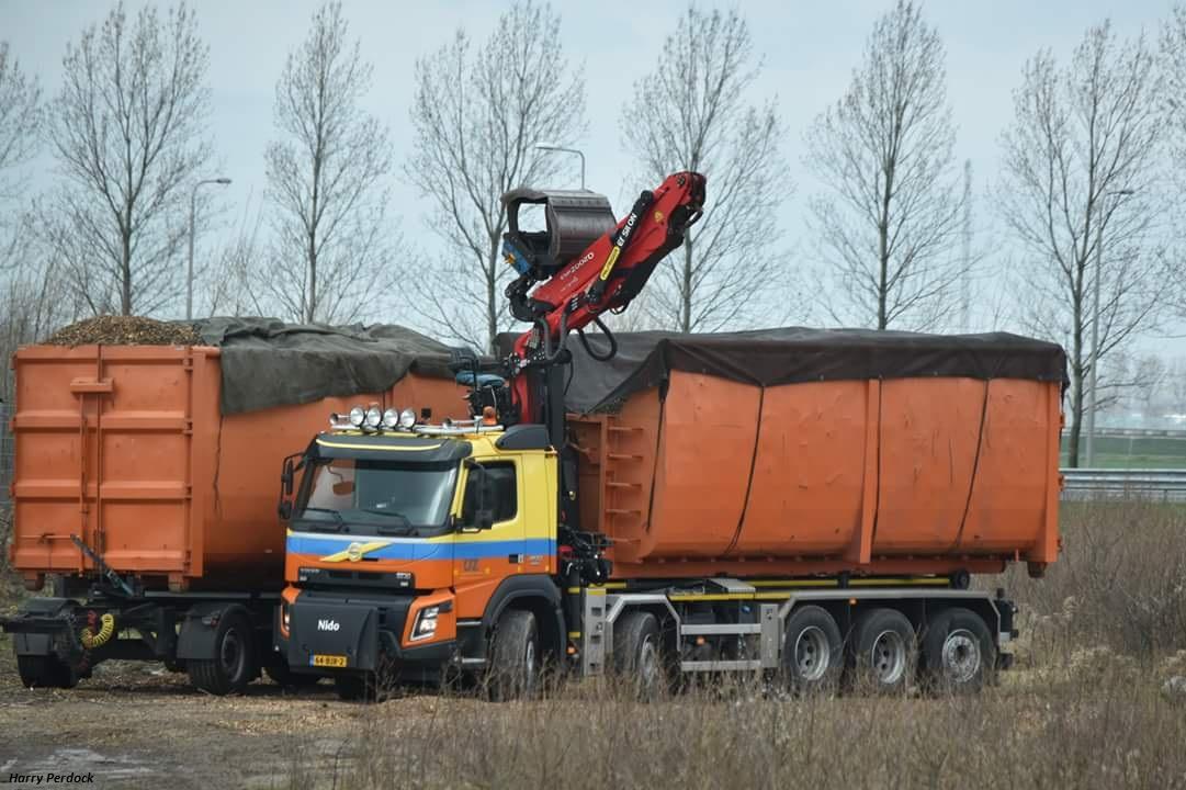 FMX la gamme chantier de Volvo - Page 2 Smart465