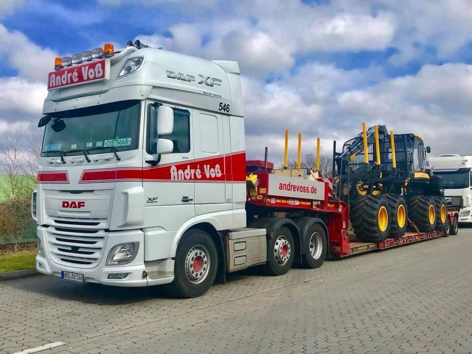 Transports de tracteurs forestier - Page 4 Smart524