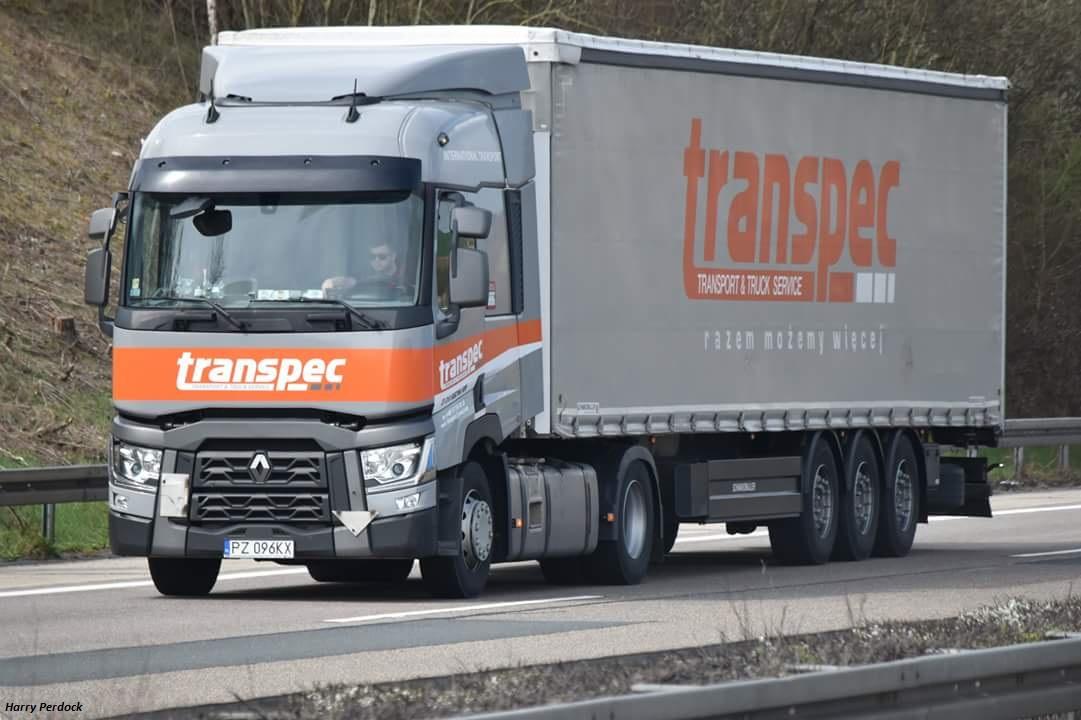 Transpec  (Nowa Sarzyna) Smart613