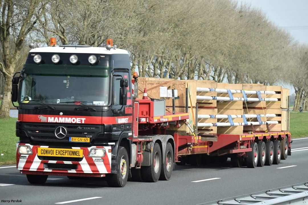 Mammoet Road Cargo - Oudenbosch - Page 4 Smart697