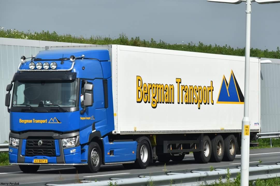 Bergman Transport  (Esch) Smart875