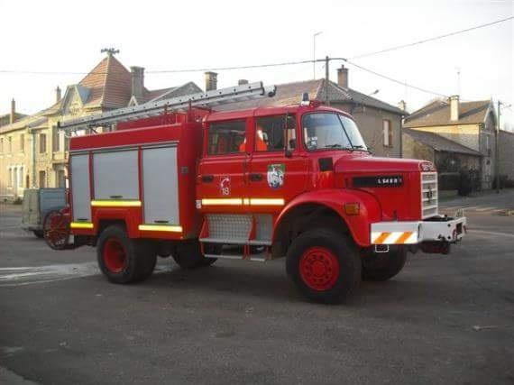 Berliet des pompiers Smart_68