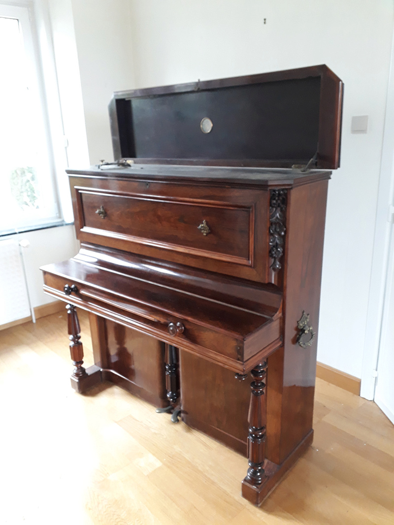 Urgent - Piano mécanique Debain à sauver (Belgique) 20180310