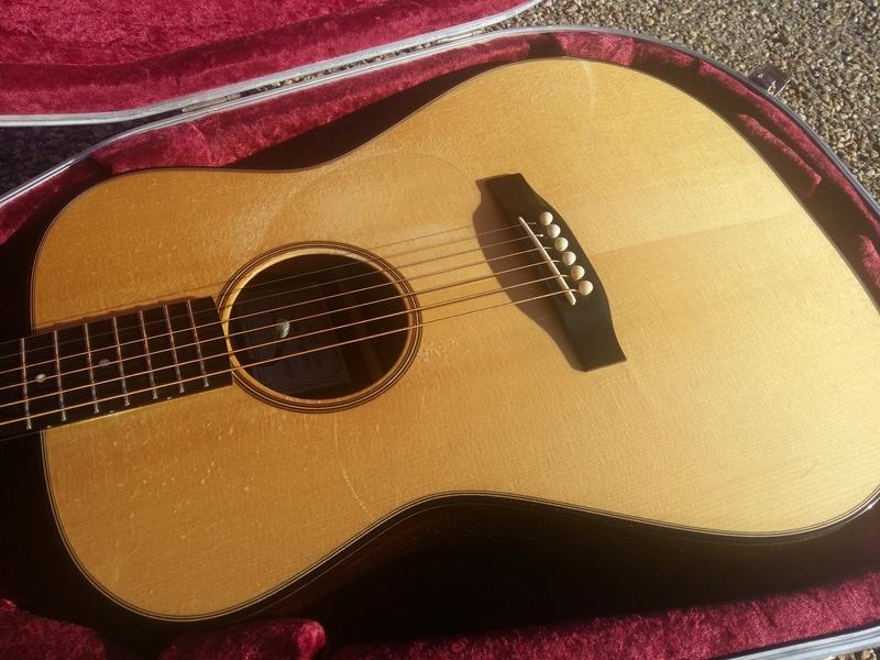 VDS ou ECHANGE guitare Chatelier Ziricote (ECHANGEE) 20160810