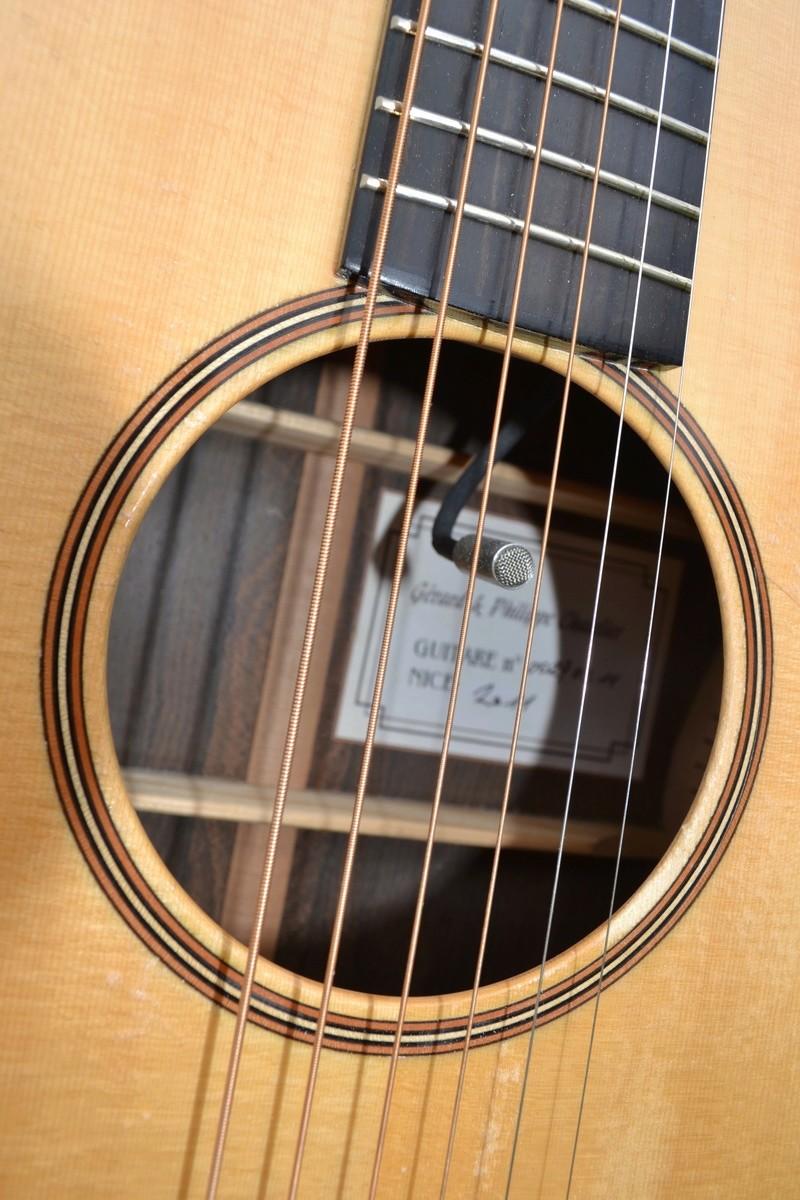 VDS ou ECHANGE guitare Chatelier Ziricote (ECHANGEE) Dsc_0110