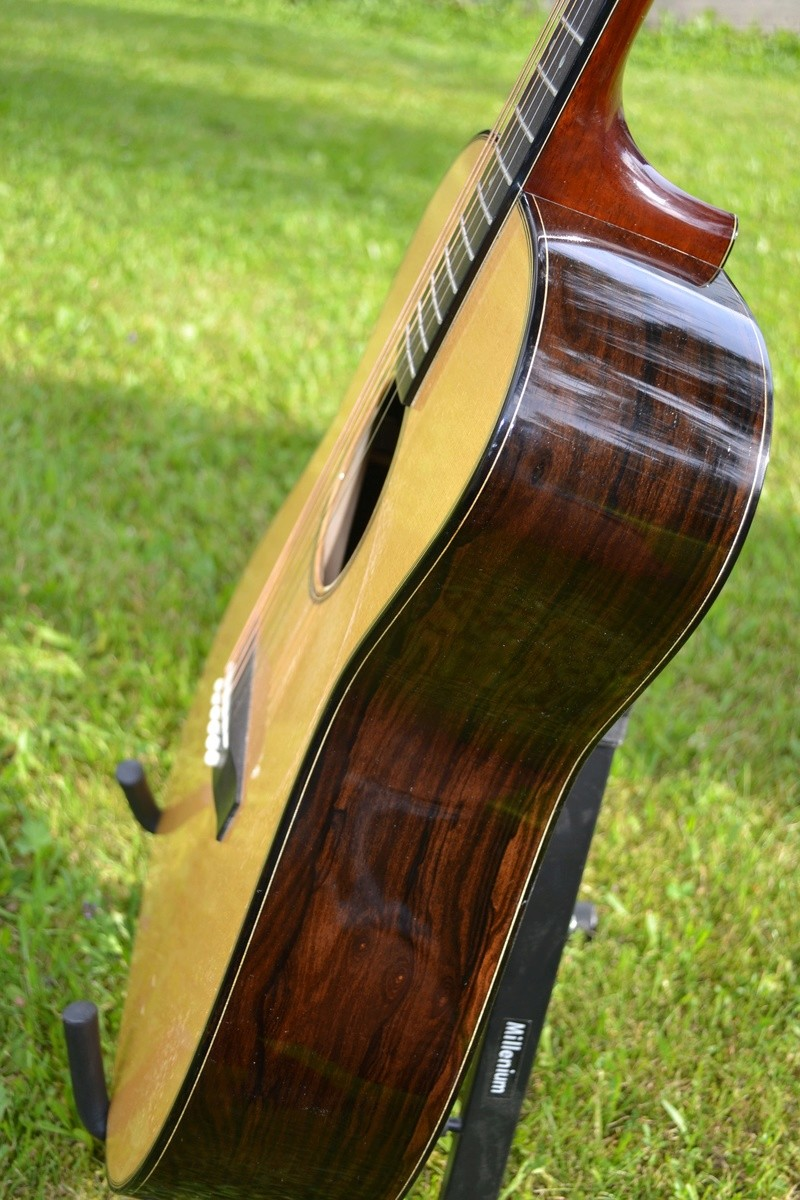 VDS ou ECHANGE guitare Chatelier Ziricote (ECHANGEE) Dsc_0113