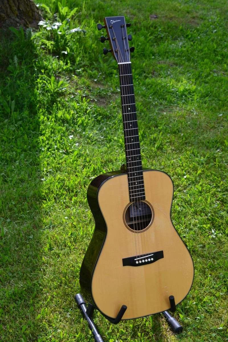 VDS ou ECHANGE guitare Chatelier Ziricote (ECHANGEE) Dsc_0114