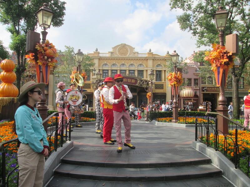 [TR] Shangaï express ! Une journée Disney au milieu d'un voyage d'affaire :) 2017-s21