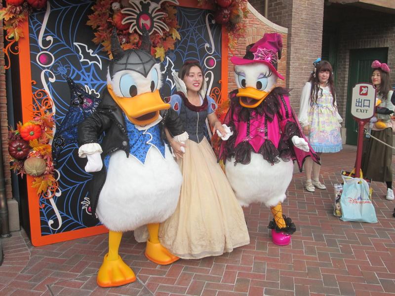 [TR] Shangaï express ! Une journée Disney au milieu d'un voyage d'affaire :) 2017-s22