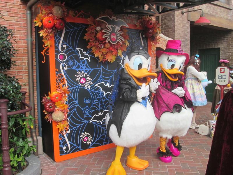 [TR] Shangaï express ! Une journée Disney au milieu d'un voyage d'affaire :) 2017-s23