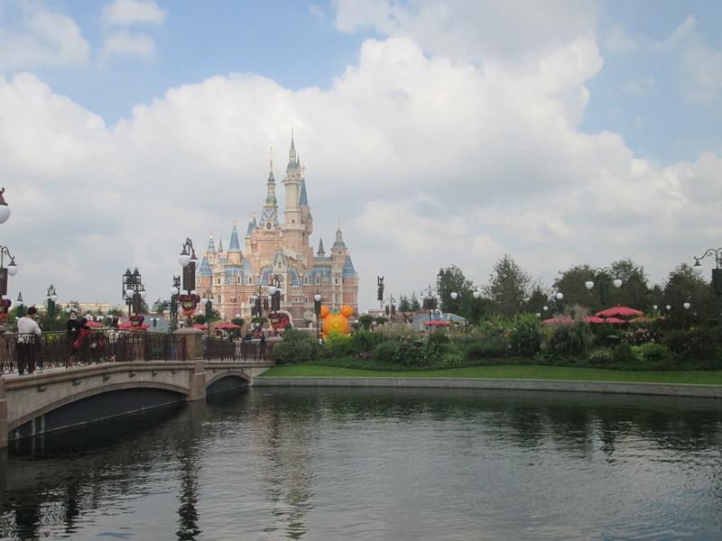 [TR] Shangaï express ! Une journée Disney au milieu d'un voyage d'affaire :) 2017-s28