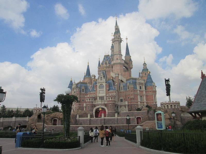 [TR] Shangaï express ! Une journée Disney au milieu d'un voyage d'affaire :) 2017-s31
