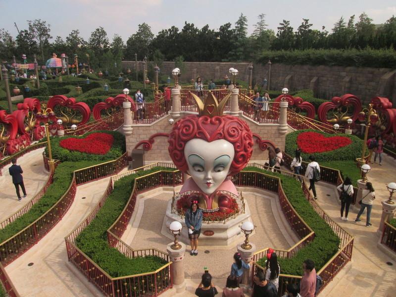 [TR] Shangaï express ! Une journée Disney au milieu d'un voyage d'affaire :) 2017-s37