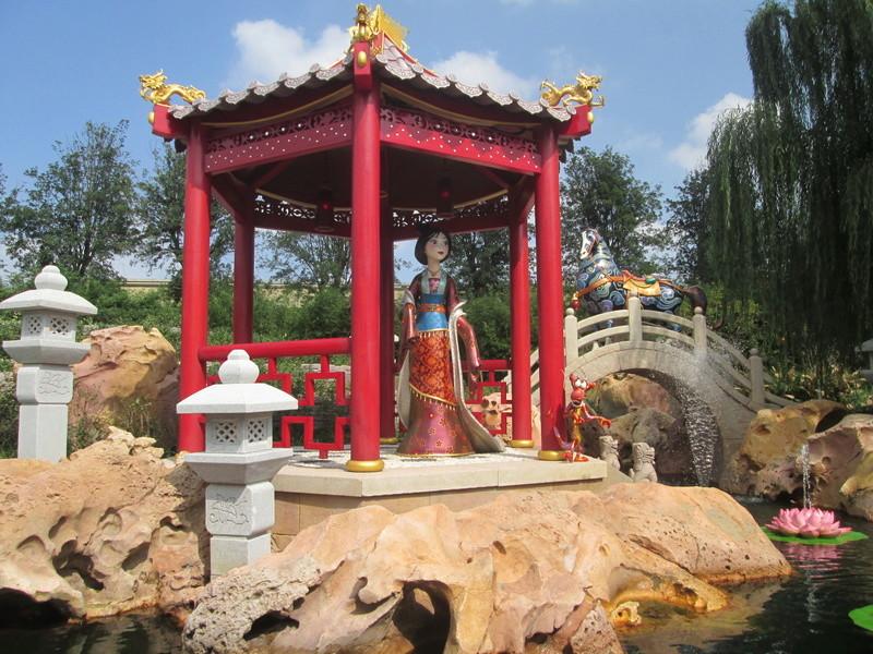 [TR] Shangaï express ! Une journée Disney au milieu d'un voyage d'affaire :) 2017-s56