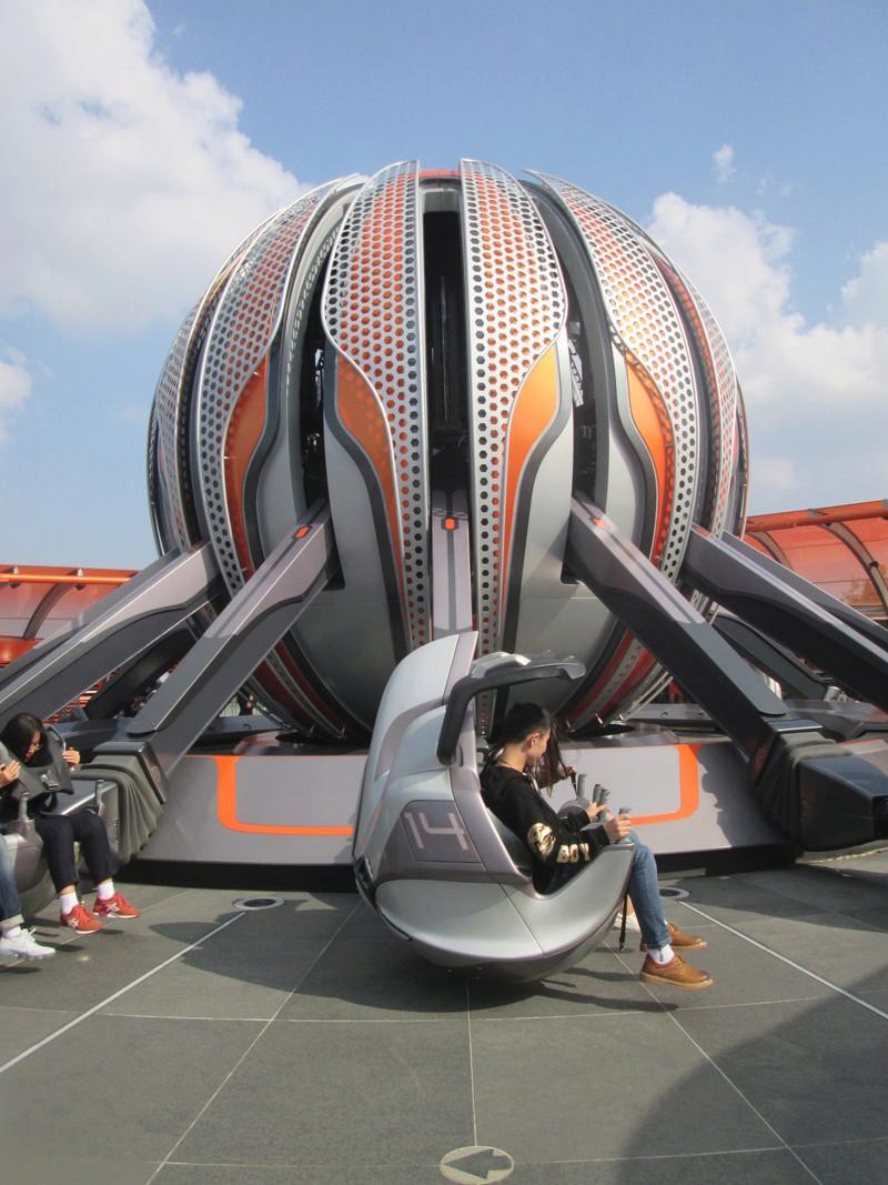 [TR] Shangaï express ! Une journée Disney au milieu d'un voyage d'affaire :) 2017-s66