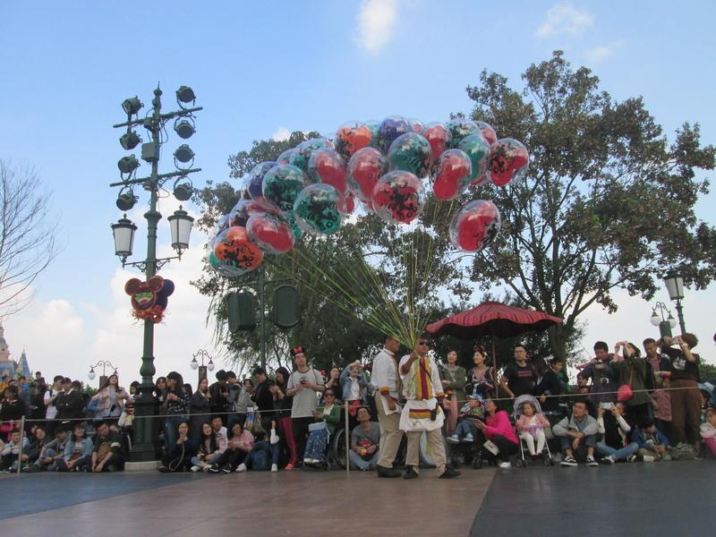 [TR] Shangaï express ! Une journée Disney au milieu d'un voyage d'affaire :) 2017-s68