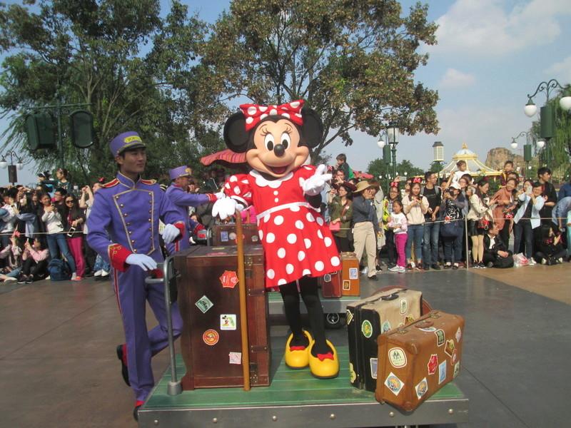[TR] Shangaï express ! Une journée Disney au milieu d'un voyage d'affaire :) 2017-s72