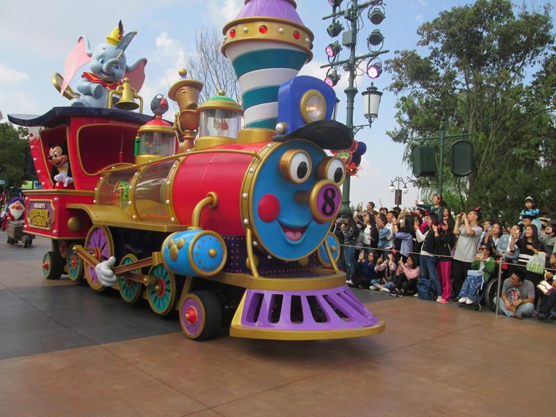 [TR] Shangaï express ! Une journée Disney au milieu d'un voyage d'affaire :) 2017-s73