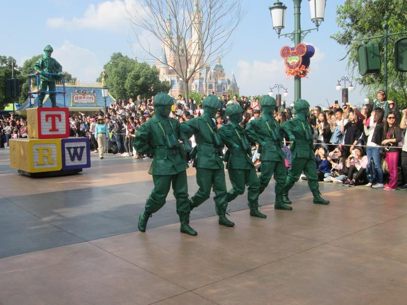 [TR] Shangaï express ! Une journée Disney au milieu d'un voyage d'affaire :) 2017-s78