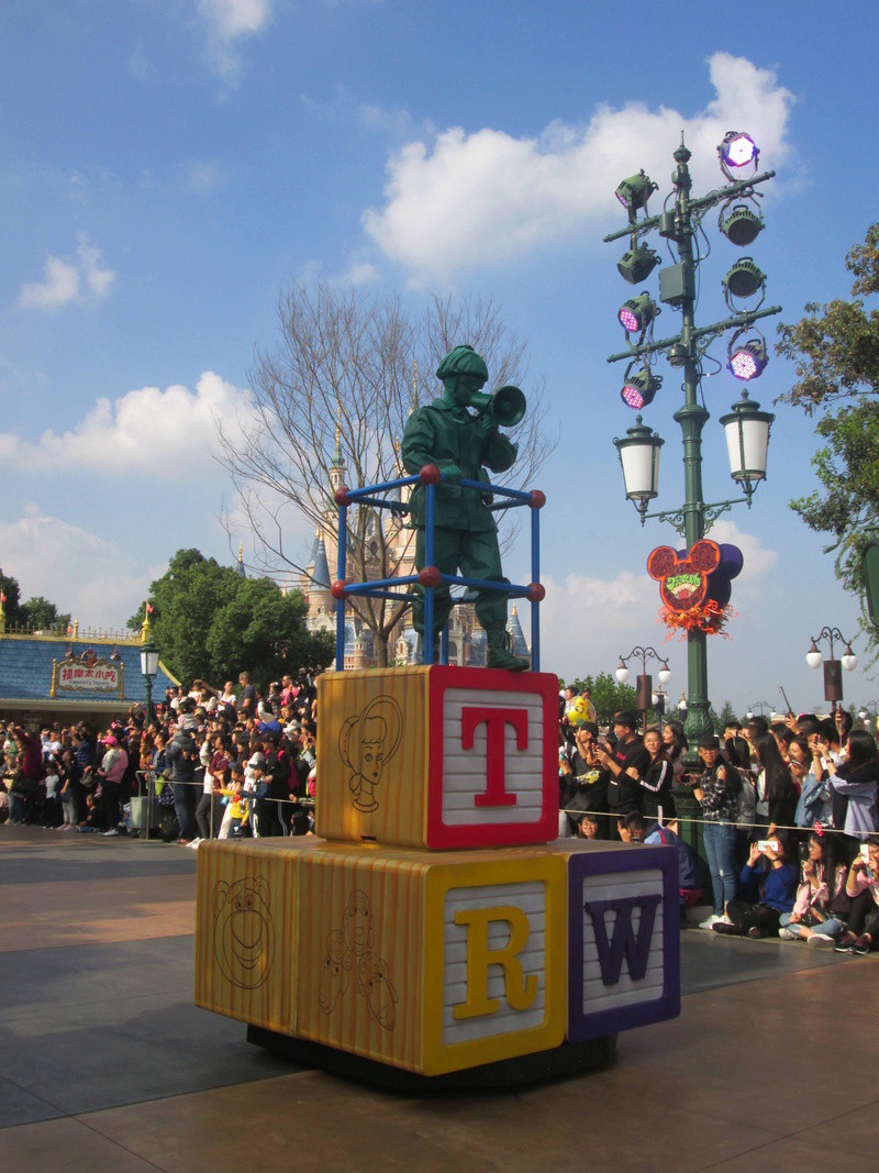 [TR] Shangaï express ! Une journée Disney au milieu d'un voyage d'affaire :) 2017-s79