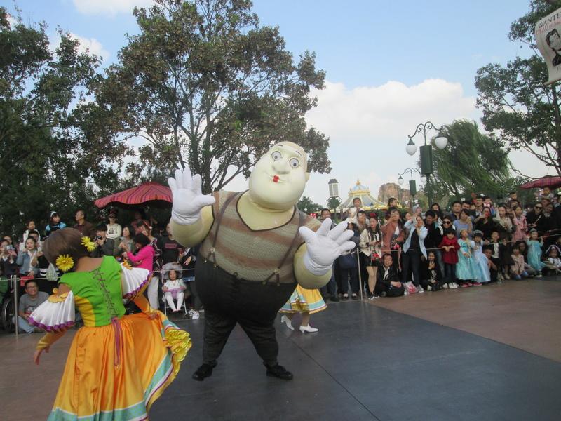 [TR] Shangaï express ! Une journée Disney au milieu d'un voyage d'affaire :) 2017-s82