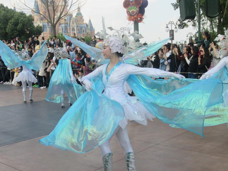[TR] Shangaï express ! Une journée Disney au milieu d'un voyage d'affaire :) 2017-s87