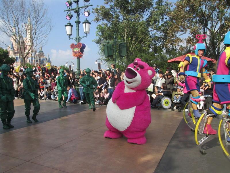 [TR] Shangaï express ! Une journée Disney au milieu d'un voyage d'affaire :) 2017-s89