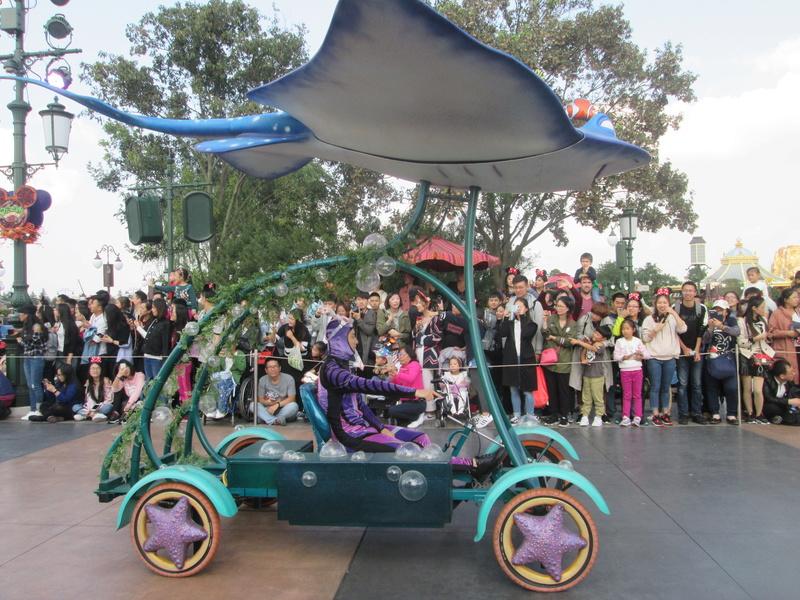 [TR] Shangaï express ! Une journée Disney au milieu d'un voyage d'affaire :) 2017-s90