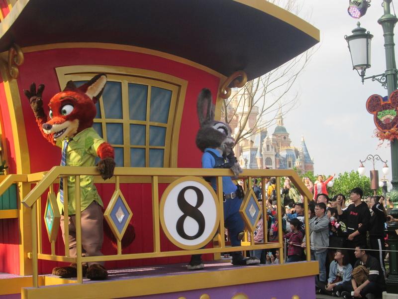 [TR] Shangaï express ! Une journée Disney au milieu d'un voyage d'affaire :) 2017-s95