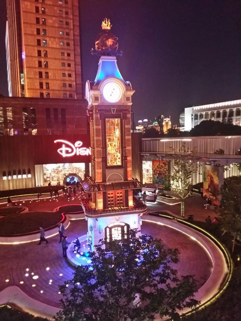 [TR] Shangaï express ! Une journée Disney au milieu d'un voyage d'affaire :) 20171013