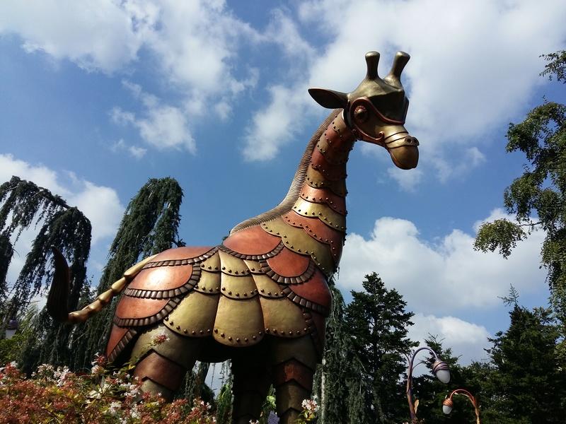 [TR] Shangaï express ! Une journée Disney au milieu d'un voyage d'affaire :) 20171022