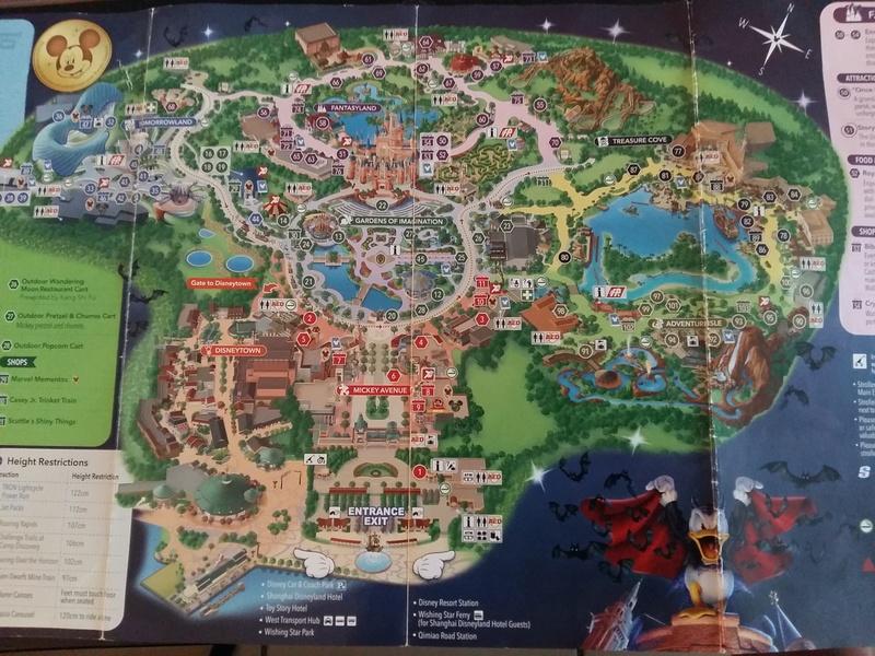 [TR] Shangaï express ! Une journée Disney au milieu d'un voyage d'affaire :) 20171111