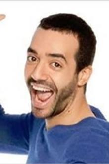 Miri tout seul pour son One Man Show Tarekb10