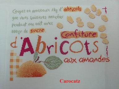 SAL LLP confiture d'abricots 14-20110