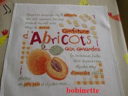 SAL LLP confiture d'abricots Finiab10