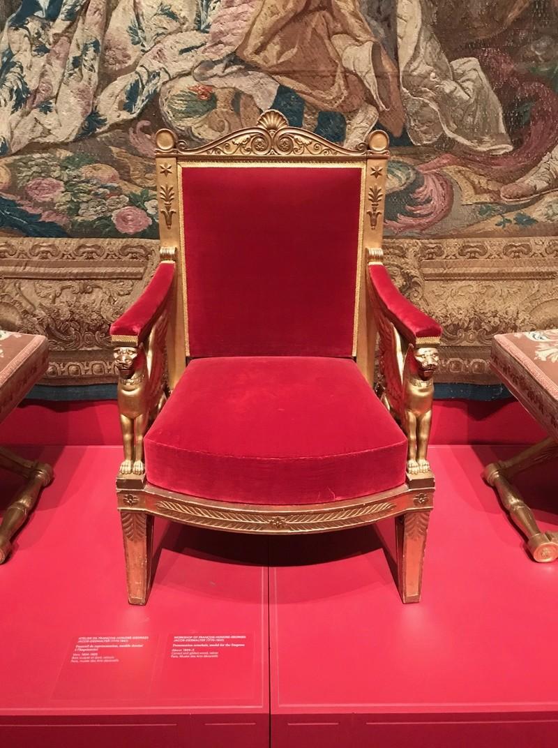 -  MBAM expo : Napoléon, art et vie de cour au palais impérial - Page 2 Img_3027