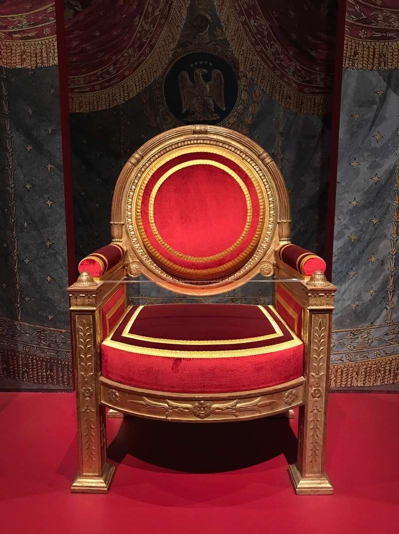 -  MBAM expo : Napoléon, art et vie de cour au palais impérial - Page 2 Img_3031