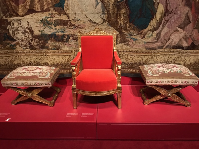 MBAM expo : Napoléon, art et vie de cour au palais impérial - Page 2 Img_3032