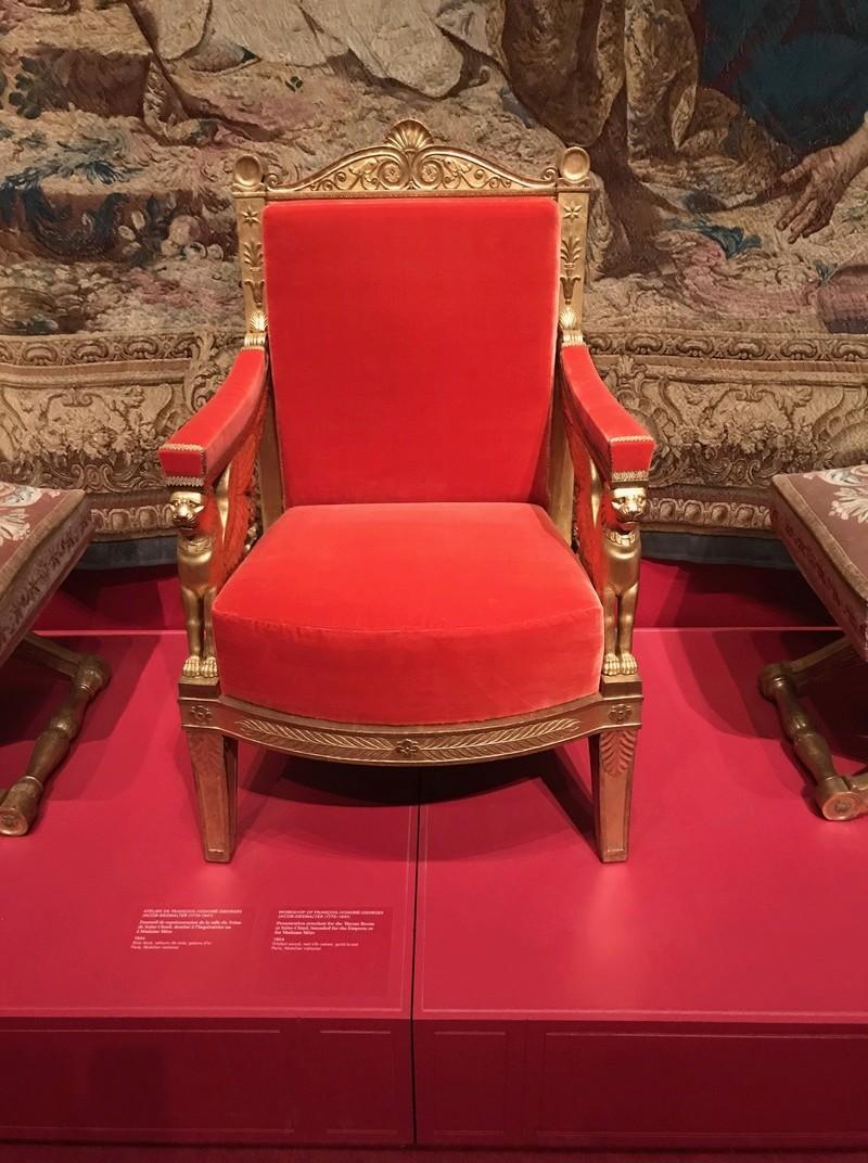 MBAM expo : Napoléon, art et vie de cour au palais impérial - Page 2 Img_3033