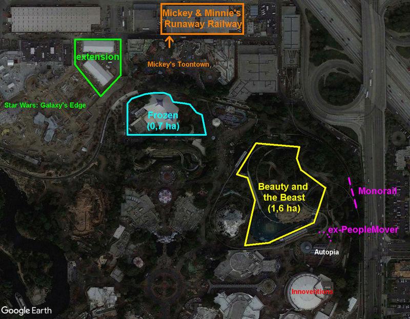 [Rumeurs] Le futur de Disneyland Resort après l'ouverture de Star Wars: Galaxy's Edge... - Page 2 15248210
