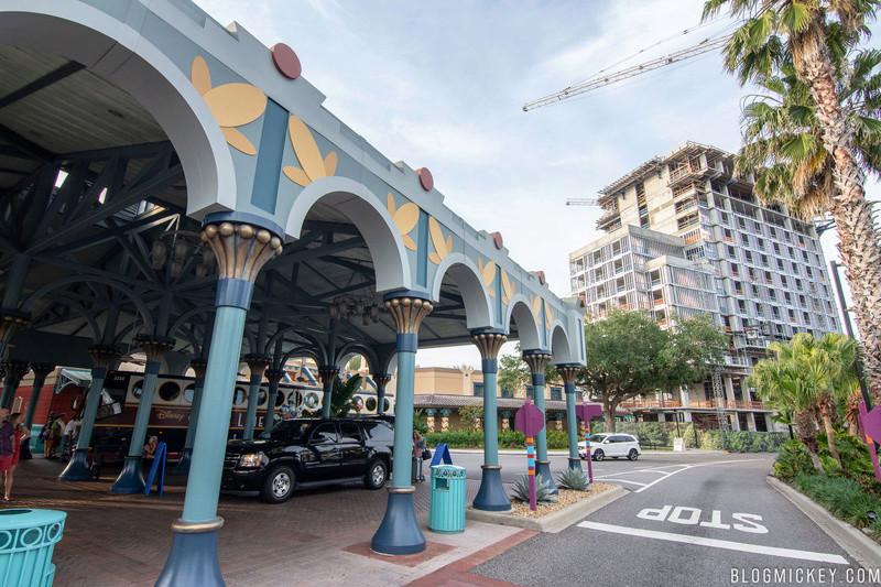 [Walt Disney World] Agrandissement du Disney's Coronado Springs Resort (juillet 2019) Corona10