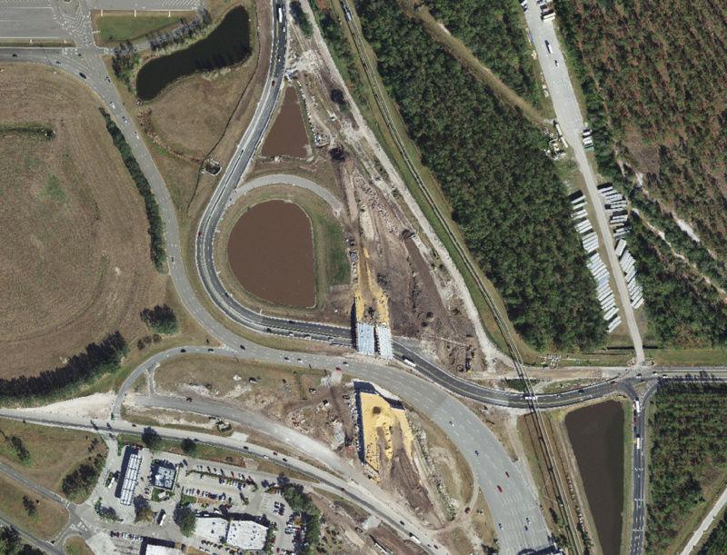 [Magic Kingdom] Nouveaux accès routiers au parc et modifications du parking Mkentr11