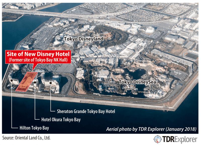 [[Tokyo Disney Resort] Toy Story Hotel (2021) New-to10