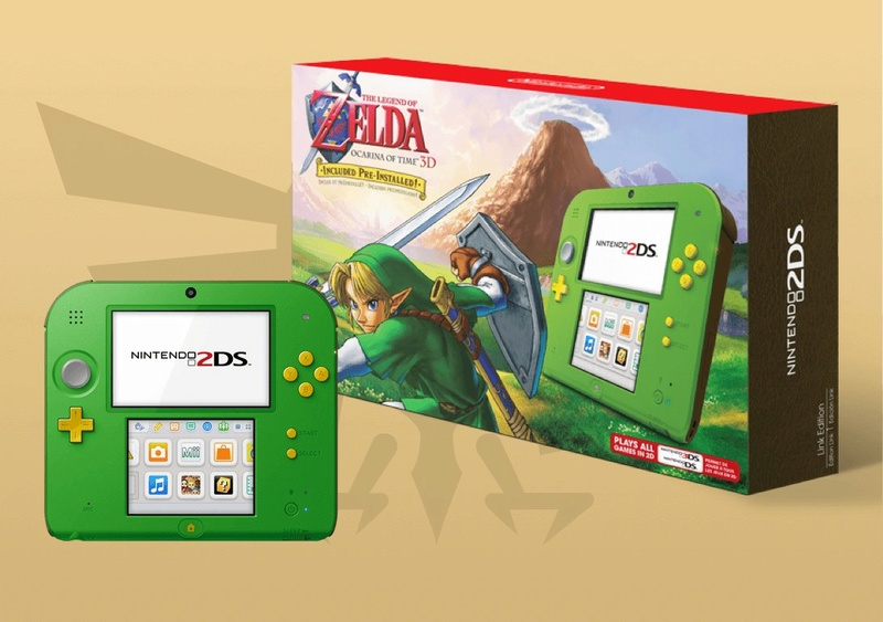 [PRECO]  2DS Link Edition - USA Only (pour le moment) Dnkewd10
