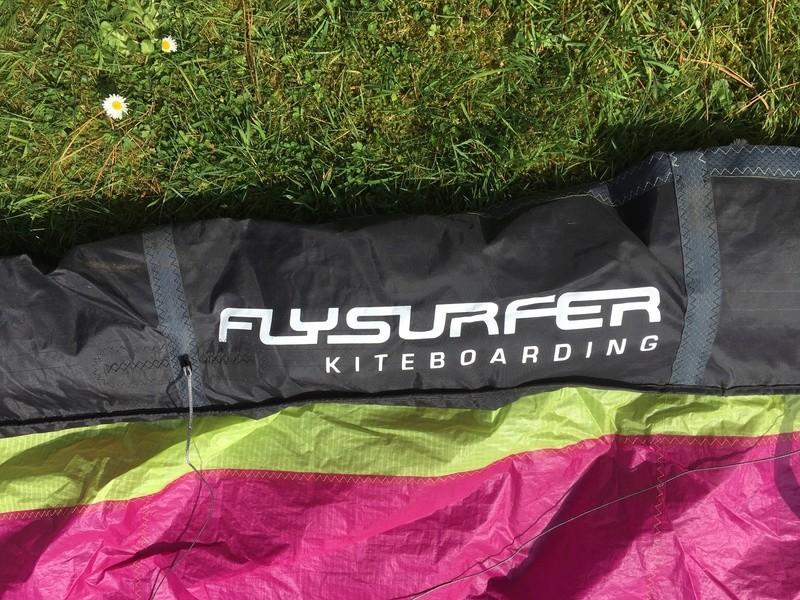 Flysurfer Stoke 9m comme neuve 8 sorties 600€ Img_2517