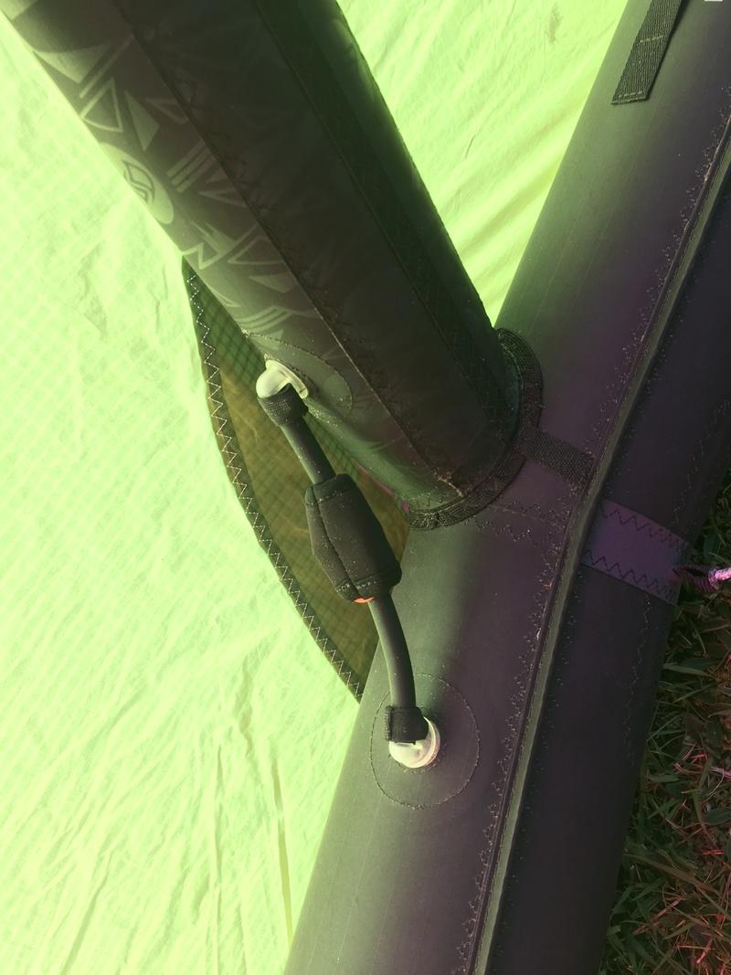 Flysurfer Stoke 9m comme neuve 8 sorties 600€ Img_2521